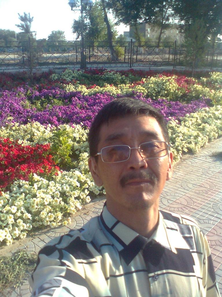 Talgat Nurpeissov, Астана - фото №1