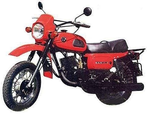 Управления и контроля к схеме электрооборудования мотоциклов Восход.