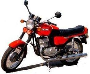 Мотоциклы: памогите у меня на яве пропадает искра на