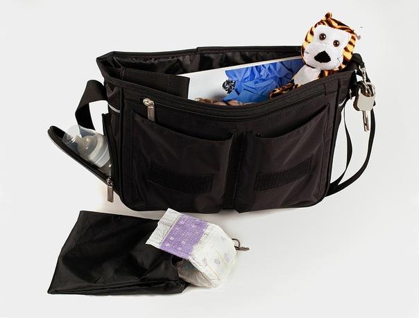 В продаже появилась универсальная сумка для колясок Piterkinder.