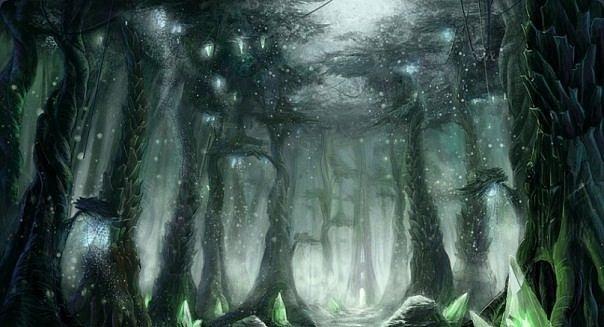 Мертвый лес X_53178820