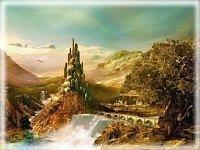 Остров Нолд, город Муар