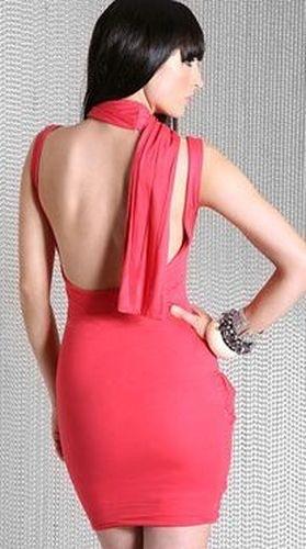 Платье с открытой спиной. spoiler. прекрасный вариант для любого...