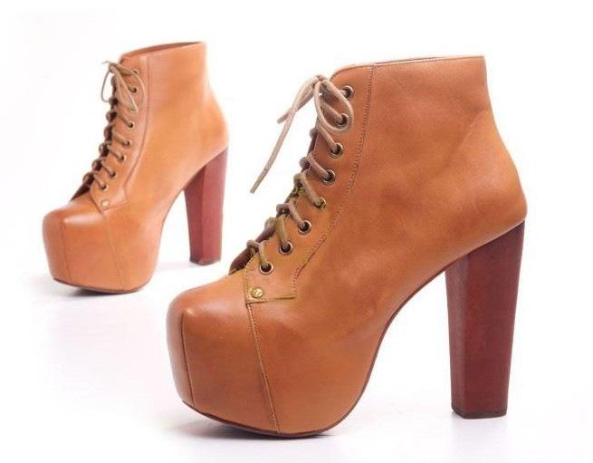 Ласковые Березовые Туфли На Каблуках