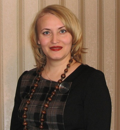 Ольга Кудря