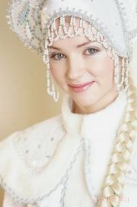 Снегурочка) Внучка, 21 февраля 1974, Славянск-на-Кубани, id117528524