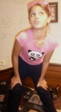 Анастасия Мурашкина, 10 июля 1996, Челябинск, id123843312