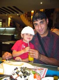 Mohammad Hussein, 9 октября , Ханты-Мансийск, id23550069