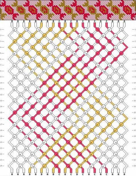 плетение макраме схемы для летней сумки.