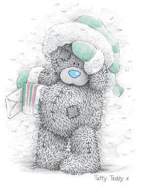 Новогодние мишки Тедди Демотиваторы.