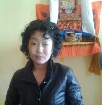Эльвира Багинова, 5 октября 1975, Улан-Удэ, id172771384