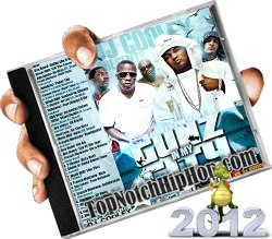 2 Chainz, Meek Mill, French Montana, Jadakiss, Jim Jones, Chief Keef, Kanye West, Big Sean, Wale, Fabolous, And Many More - Gunz In My City Vol.4 - 2012