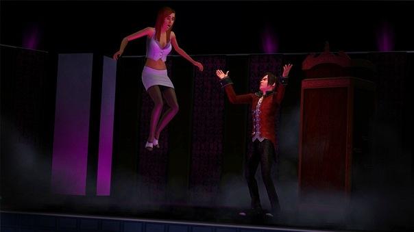 Описание, трейлер и материалы Limited Edition The Sims 3 Шоу-бизнес