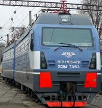 """110 ВЛ11М/б - АО  """"Электровозостроитель """" (Грузия) (я так понял они не айс?) для Приднепровской ж/д.  509 новых локов."""