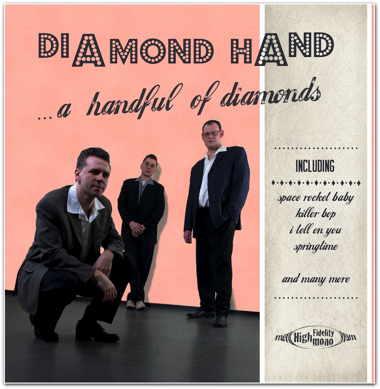 Diamond Hand ...a handful of diamonds