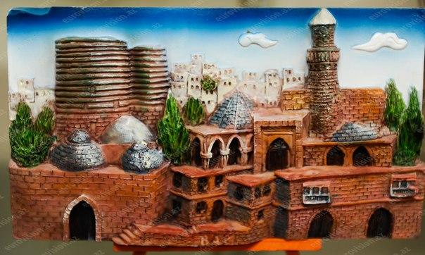 Открытки азербайджанские сувениры, открытки для