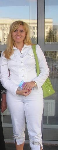 Ольга Гвоздецкая, 16 сентября 1971, Луганск, id63846158