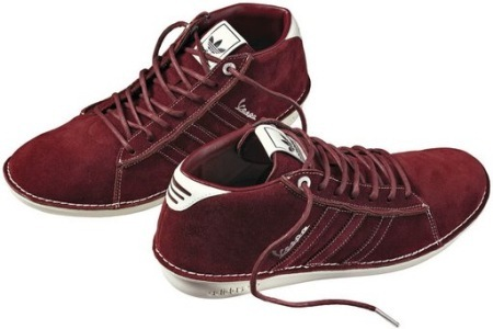 "Кроссовки adidas Originals  ""VESPA - Red KedsШирина.  450 pxВысота."