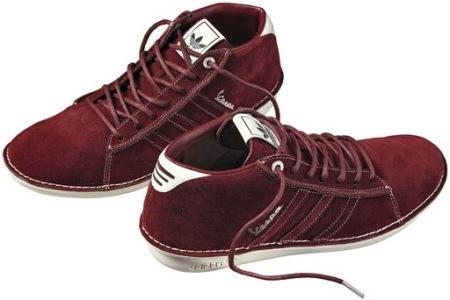 """Кроссовки adidas Originals  """"VESPA - Red KedsШирина.  450 pxВысота."""