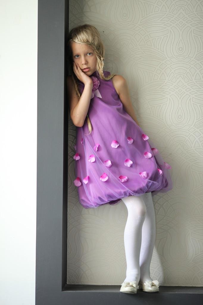 Платье балон для полных 7