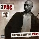 2Pac - Representin' 2K11 (2011) 1000x1000