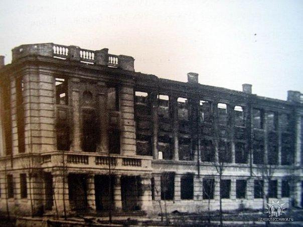 Приміщення сучасної 32-ої школи, березень 1944 р.