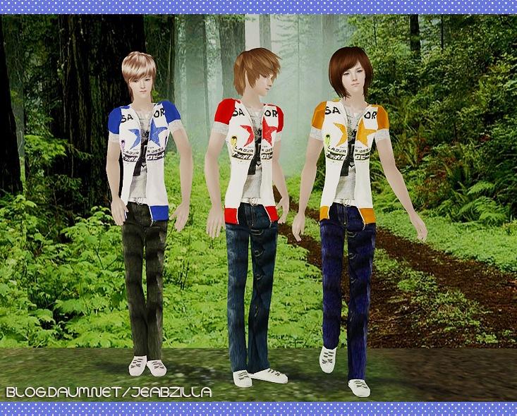 Мужская одежда (детская, подростковая, взрослая, пожилая категории) Y_c36d119b