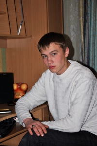 Виталя Кадочников, 3 декабря , Томск, id39904353
