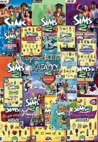 Скачать женскую повседневную одежду Sims 2