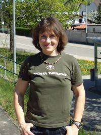 людмила анищенко (лебедева), Nürnberg