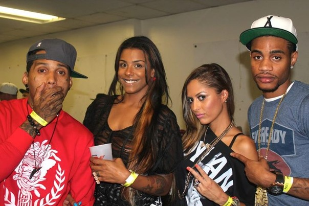 The gallery for --> Kid Ink And Asia