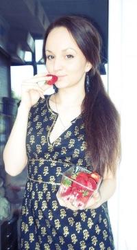 Ольга Идрисова, 28 марта 1997, Ростов-на-Дону, id153037495