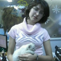 Валентина Кроус, 16 августа 1988, Якутск, id53882664