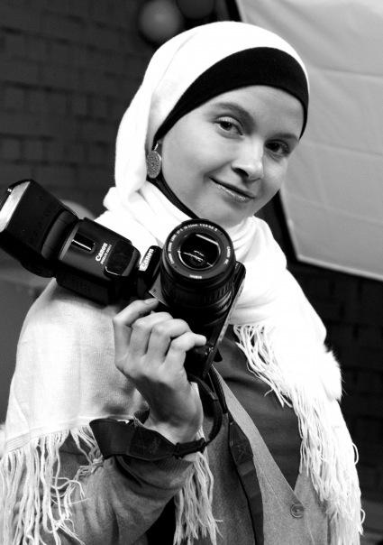 Саида Шигапова, фотограф-мусульманка из Казани