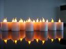 LED Rechargeable Candle (Светодиодный аккумуляторный свеча).