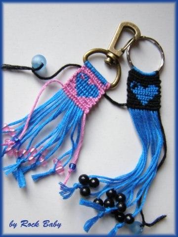 Брелок для ключей своими руками из мулине 89