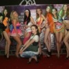 First Model Show in China