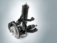 Ходовая часть автомобиля (подвеска) - совокупность узлов и деталей автомобиля, отвечающих за управляемость во время...