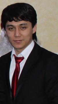 Arman Tungyshbai, 20 мая 1987, Москва, id172325733