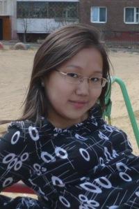 Ангелина Ровинская, 24 февраля 1992, Улан-Удэ, id104654656
