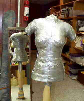 Манекен своими руками для вязания