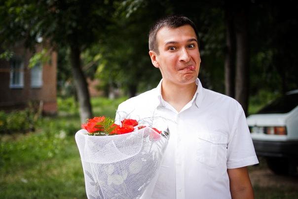 Свадьба Олега. Близится веселье.