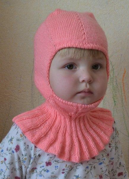 Детские шапки-шлемы: