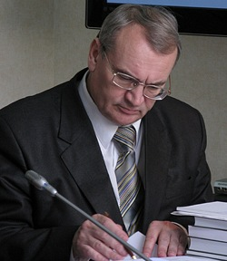 Галоганов Алексей Павлович, Председатель Комиссии по награждениям ФПА РФ