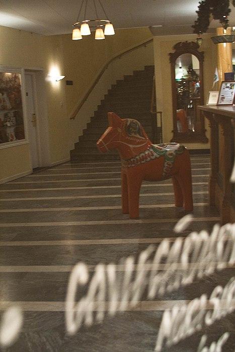 Шведский город Мура — родина далекарлийских лошадок