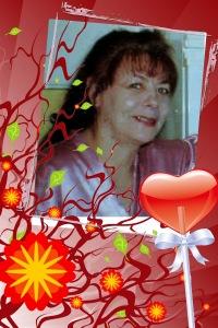 Вера Кивер, 11 ноября 1954, Одесса, id139650339
