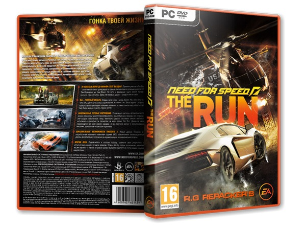 Need for Speed: The Run 2012