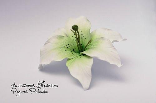 цветы, свадьба, цветы из японской глины, японская полимерная глина.
