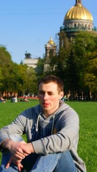 Саша Иванов, 26 ноября 1990, Санкт-Петербург, id655992