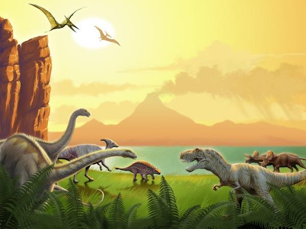 Dinosaurs - Dinosaurs Wallpaper (28340905) - Fanpop fanclubs.